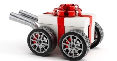 Car coating will make the perfect gift